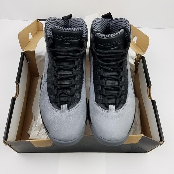 11b59dffa0c3d4 Jordan Other - Air Jordan Retro 10 cool grey infrared black 8.5